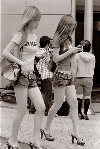 Shibuya Girls by Jukka Vuokko.