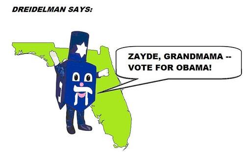 Dreidelman's Message to Florida