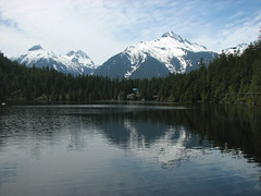 Levette Lake, 17 May 2008