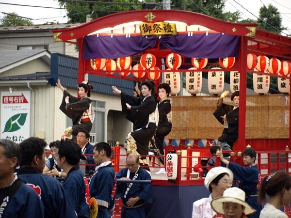 2008年 八戸三社大祭 お通り 32