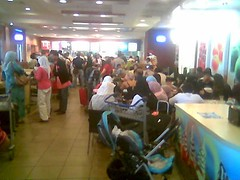 LCCT McDonald's