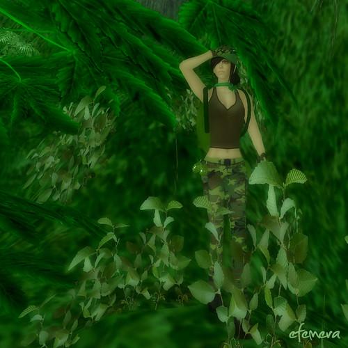 Jungle Camo Fhtagn