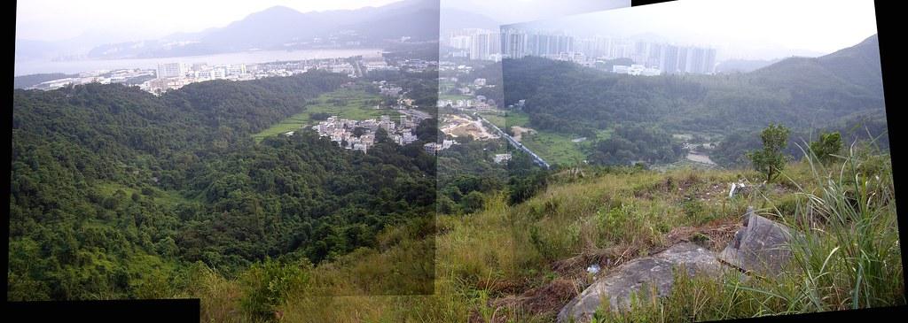 二零零八年十月鳳園panorama 2