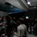 Crowd at Sonic Interaction Design Exhibition Opening