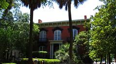 Mercer-Williams House, Monterey Square, Savann...
