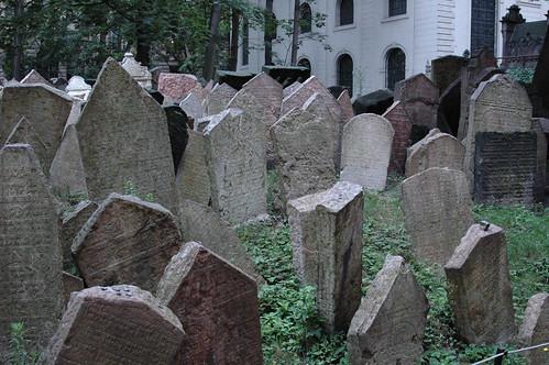 El cementerio judío