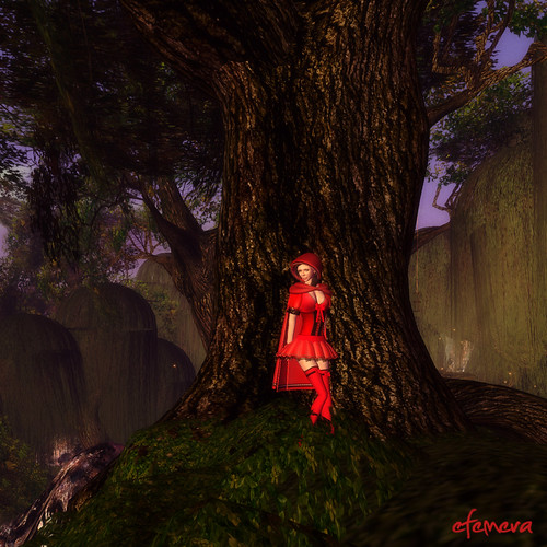 Red Riding Hood Straylight