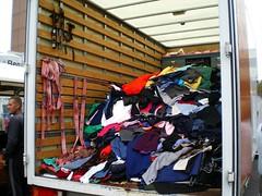 Pile o' clothes