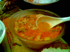 Yan's CNY dinner 2009 6