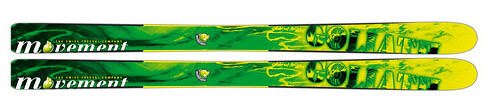 Movement Goliath Skis 2009