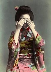 "Photo credit: ""The Geisha Who Refused to Look"" by Okinawa Soba"