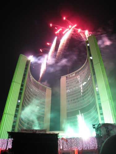 Fireworks, Cavalcade of Lights 07