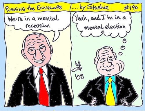 McCain's Mental Issues