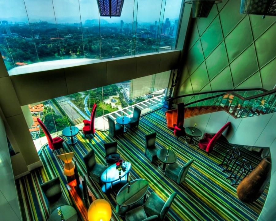 The Top Floor in Kuala Lumpur