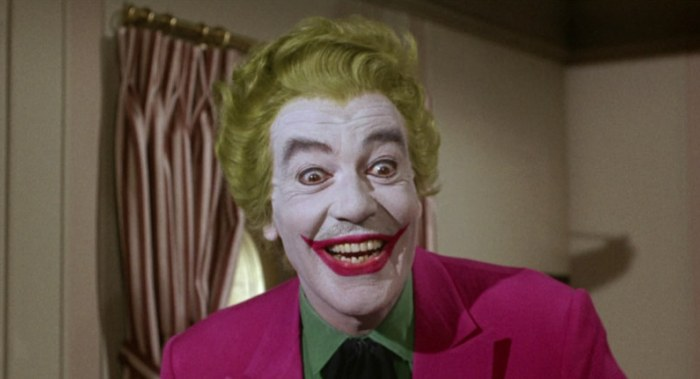 BATMAN - JOKER - CESAR ROMERO