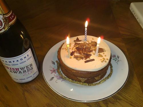 Pixenate 3rd birthday