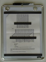 Magnetic Chart Tracker