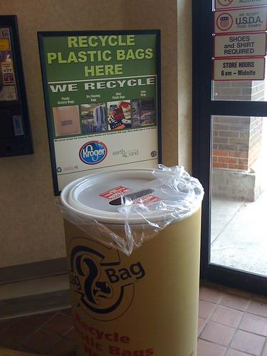 Bag2Bag -- Kroger Recycle Plastic Bags