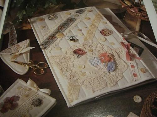 Project from Paula Vaughn book