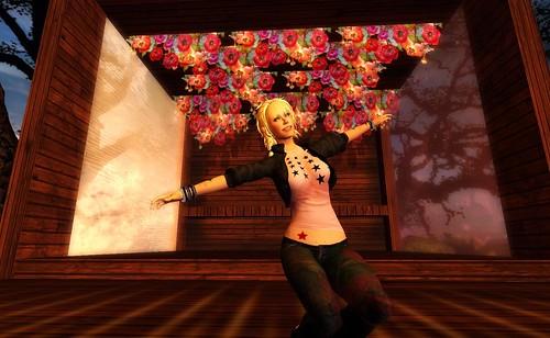 MiaSofia Midnight Garden Modern Romance Room