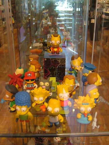 Simpsons x Kidrobot