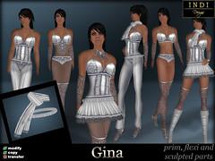Gina ice
