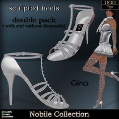 "Nobile ""Gina"" heels"
