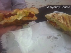 Outside the Square Cafe, Mudgee by A Sydney Foodie