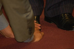 How Beautiful Are The Feet...
