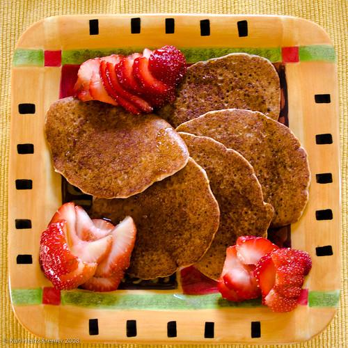 Corn Meal Pancakes