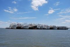 Suisun Bay National Defense Reserve Fleet