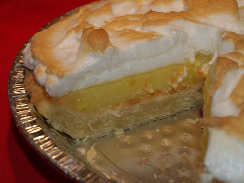 Homemade Lemon Meringue Pie2