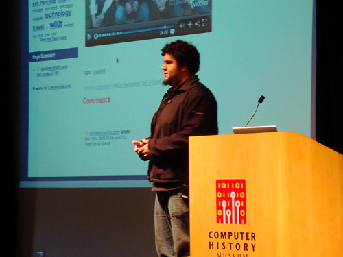 David Recordon at IIW2008b