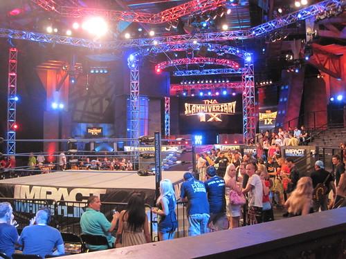 TNA Slammiversary: The Impact Zone