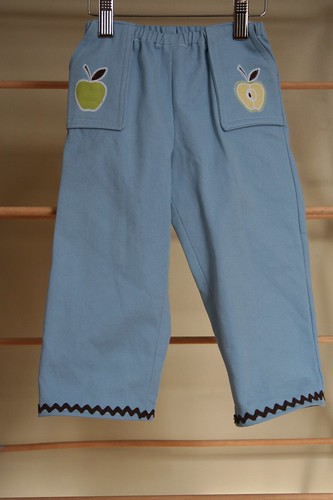 Apple Sky Pants for L4
