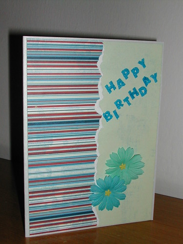 Birthday Card for Cindy