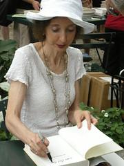JOYCE CAROL OATES   (Author -Novelist)  /   Bo...