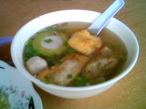 Sup campur/Mixed soup