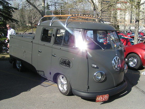 Volkswagen Truck by dave_7.
