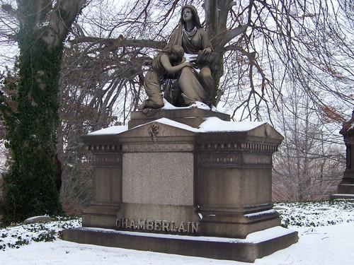 Chamberlain Monument
