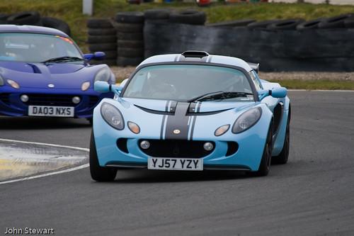 Lotus Elise Sky Blue