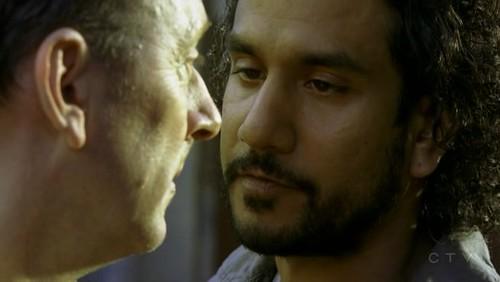 Sayid y Ben