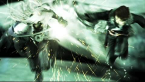 Sephiroth vs Squall