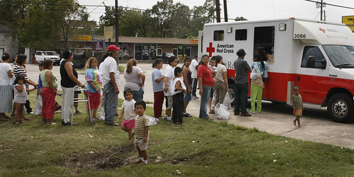 Hurricane Ike, Houston, TX 9.17.08