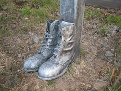 Teesdale Way Metal Boots