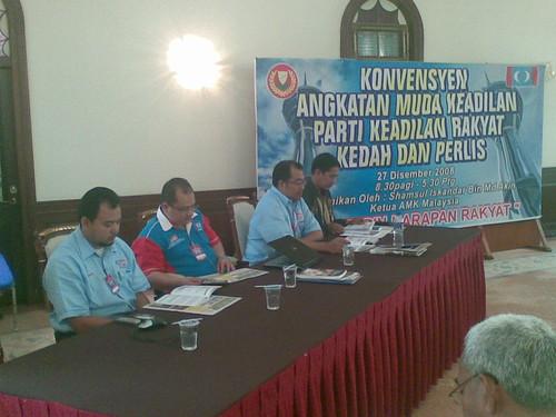 Kovensyen AMK Kedah