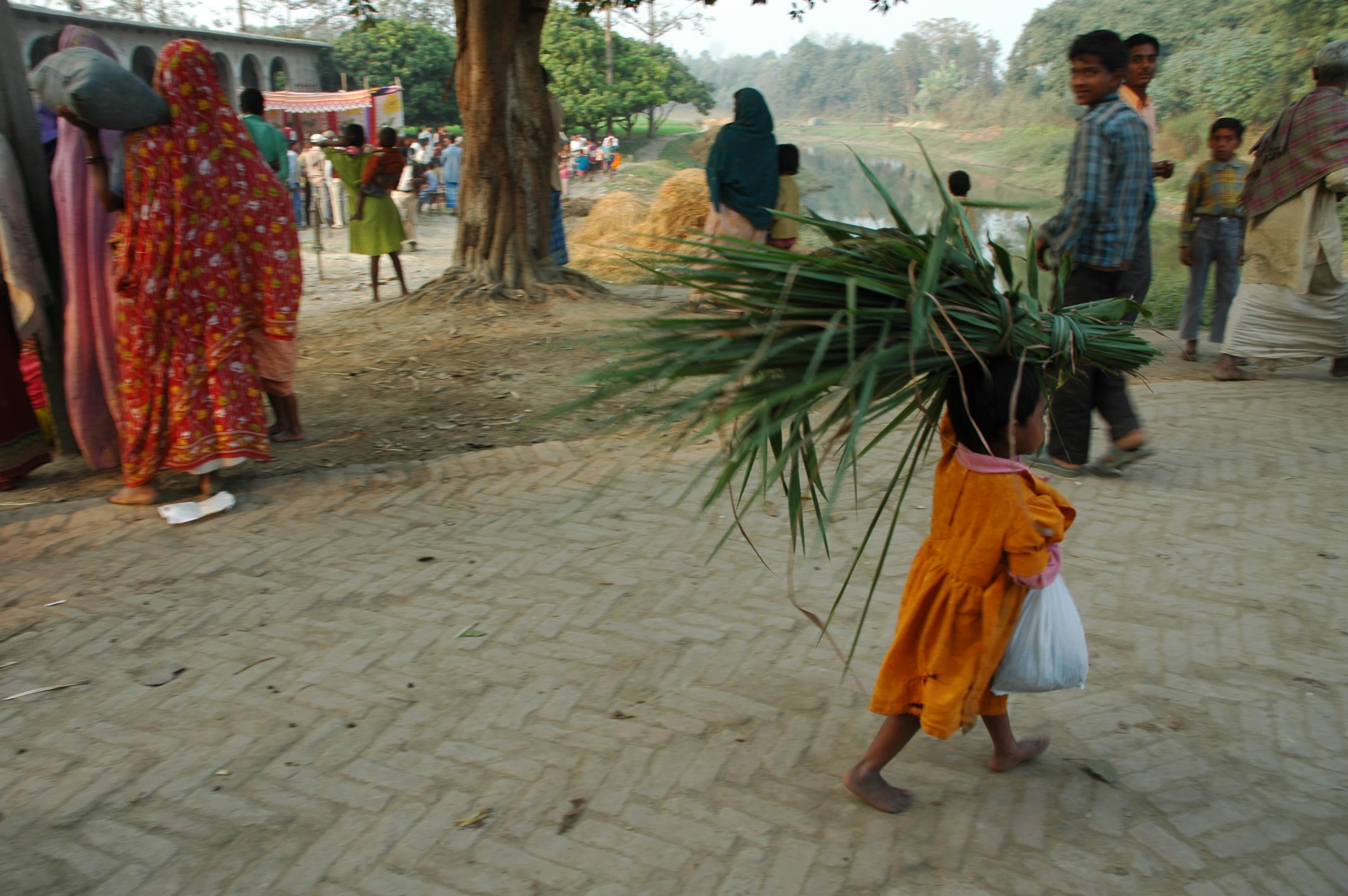 ...life is my school, Champaran, Bihar, India