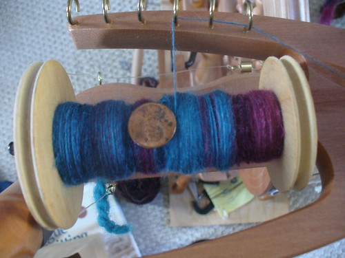 Shadeyside Farm tussah silk