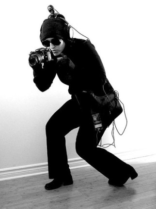 day 91 - flickr style spy