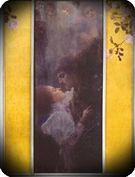 Gustav Klimt. Amor, 1895.